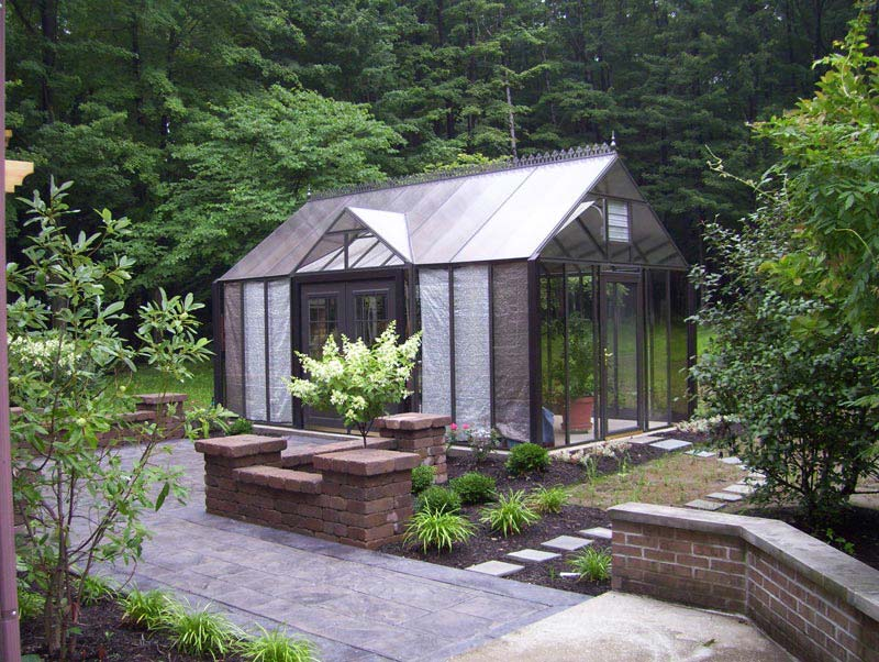 Patio Greenhouse Gallery