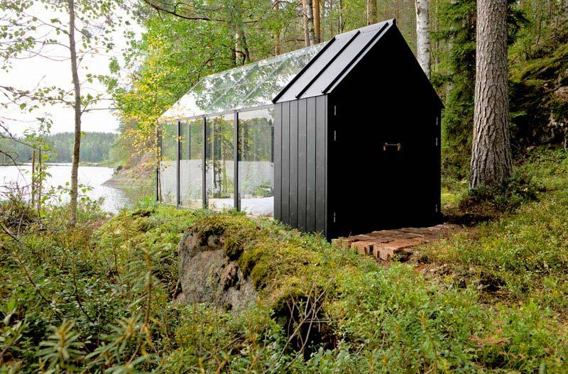 Patio Greenhouse Glass