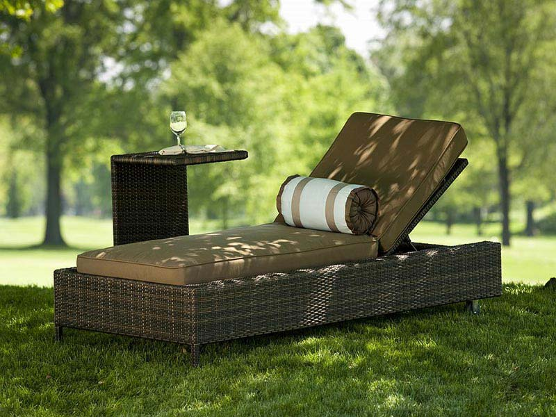 Patio Loungers With Wheels