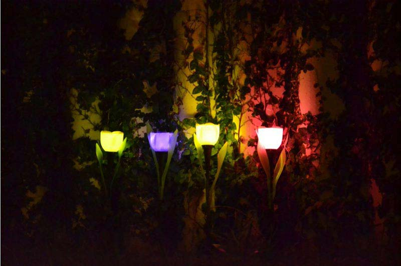 Patio Solar Lights Ebay