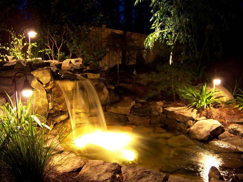 Patio Solar Lights El