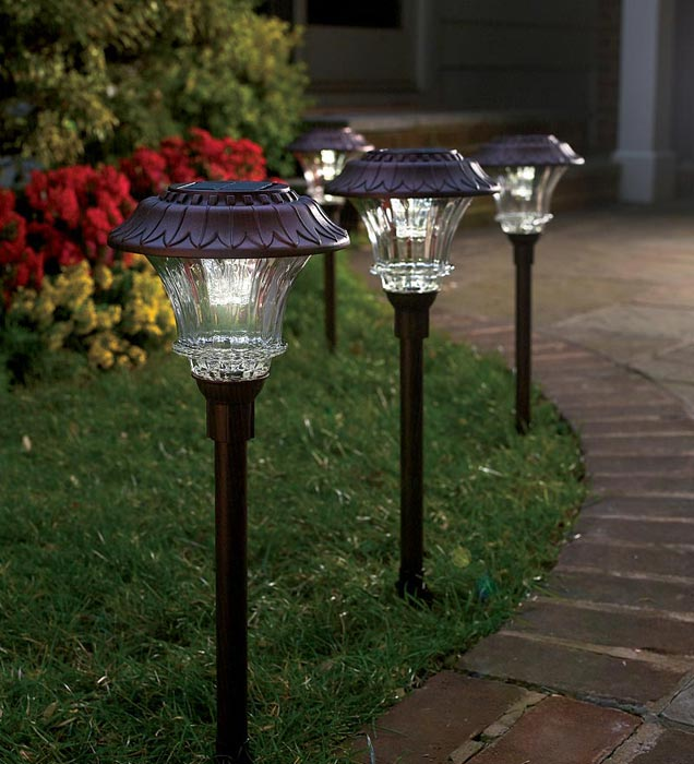 Patio Solar Lights Extensions