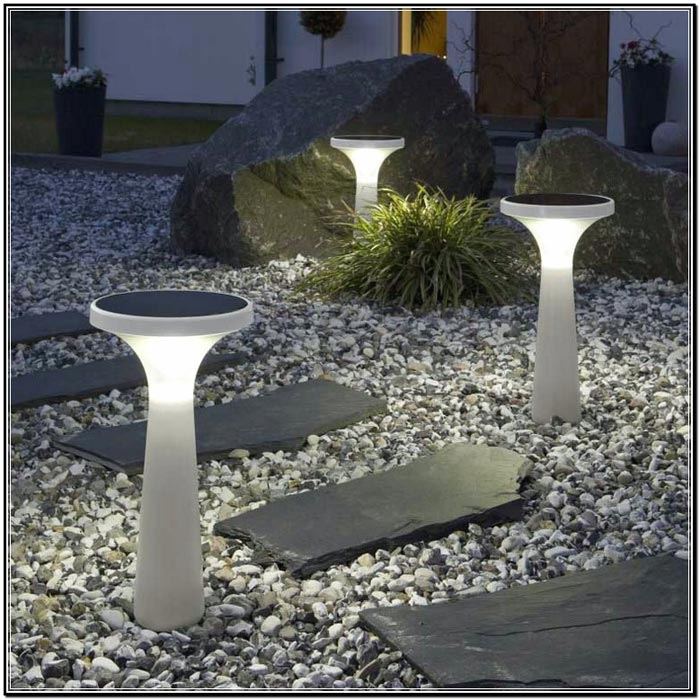 Patio Solar Lights Rechargeable Batteries