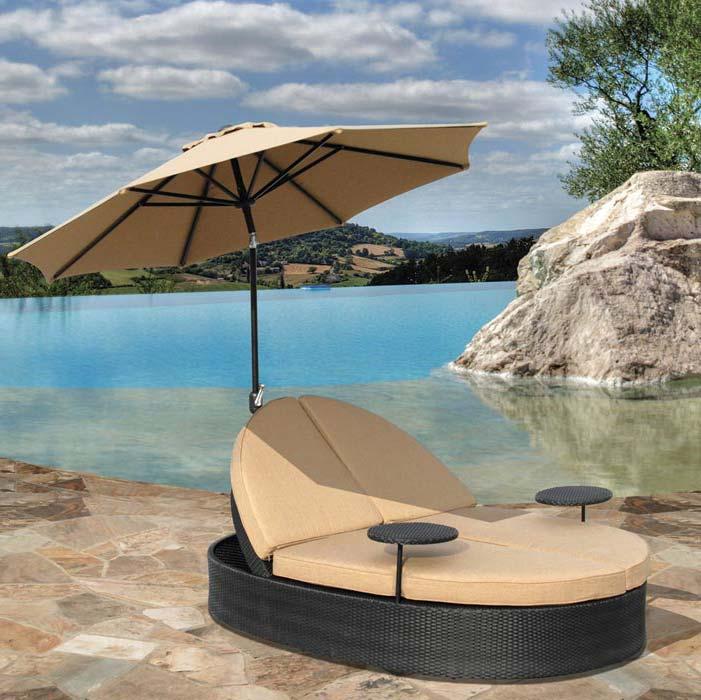 Patio Umbrellas Sunbrella Fabric