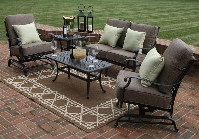 Wicker Patio Furniture Sets From Sears