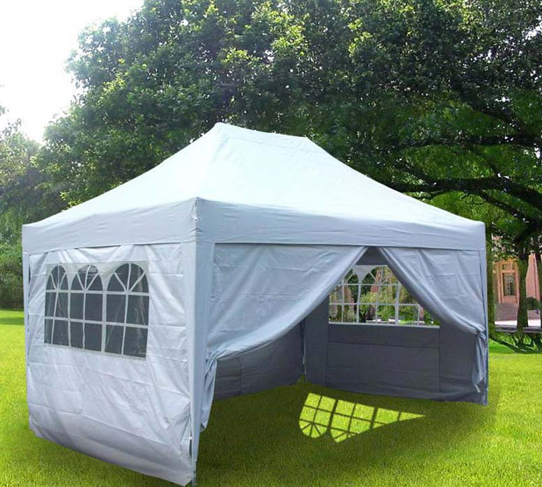 Modern pop up gazebo styles and options for travelers