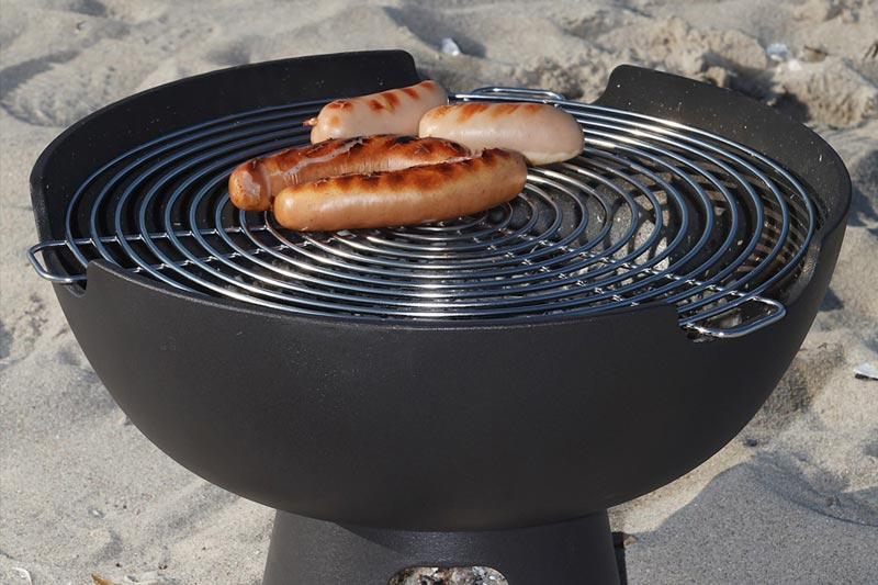 Camping Fire Pit Grate
