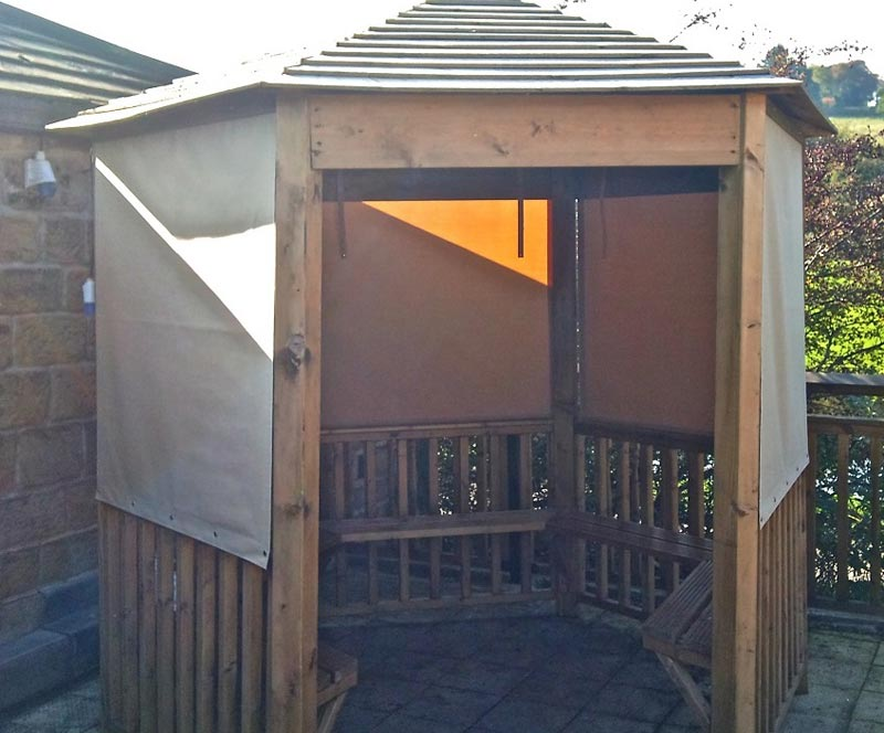 Cheapest Gazebo With Side Panels