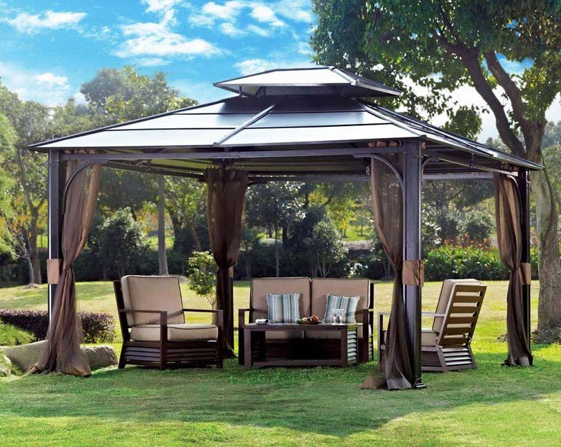 Tips to use the best gazebo canopy for home decoration