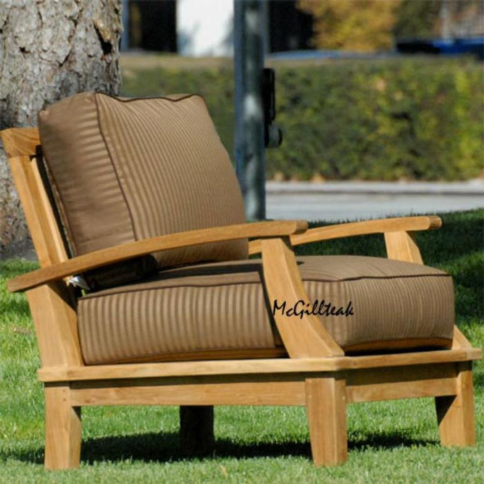 Extra Thick Patio Chair Cushions