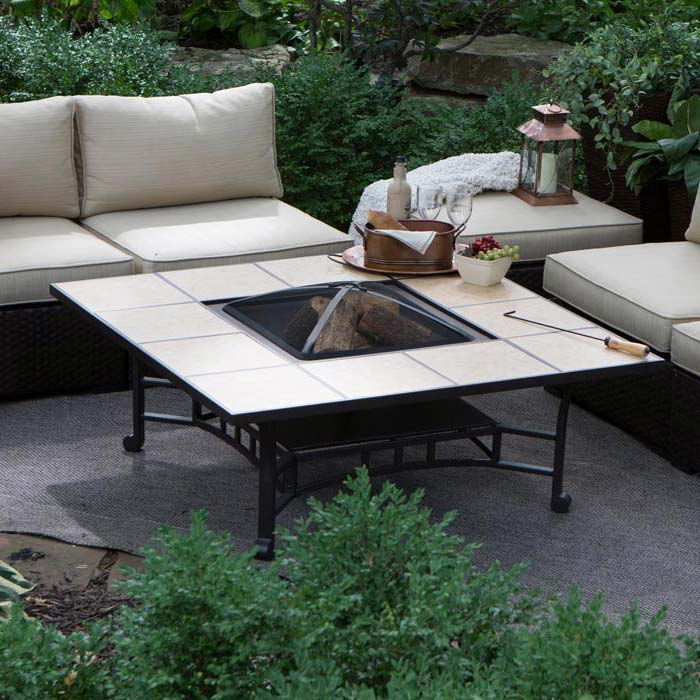 Fire Pit Coffee Table Uk