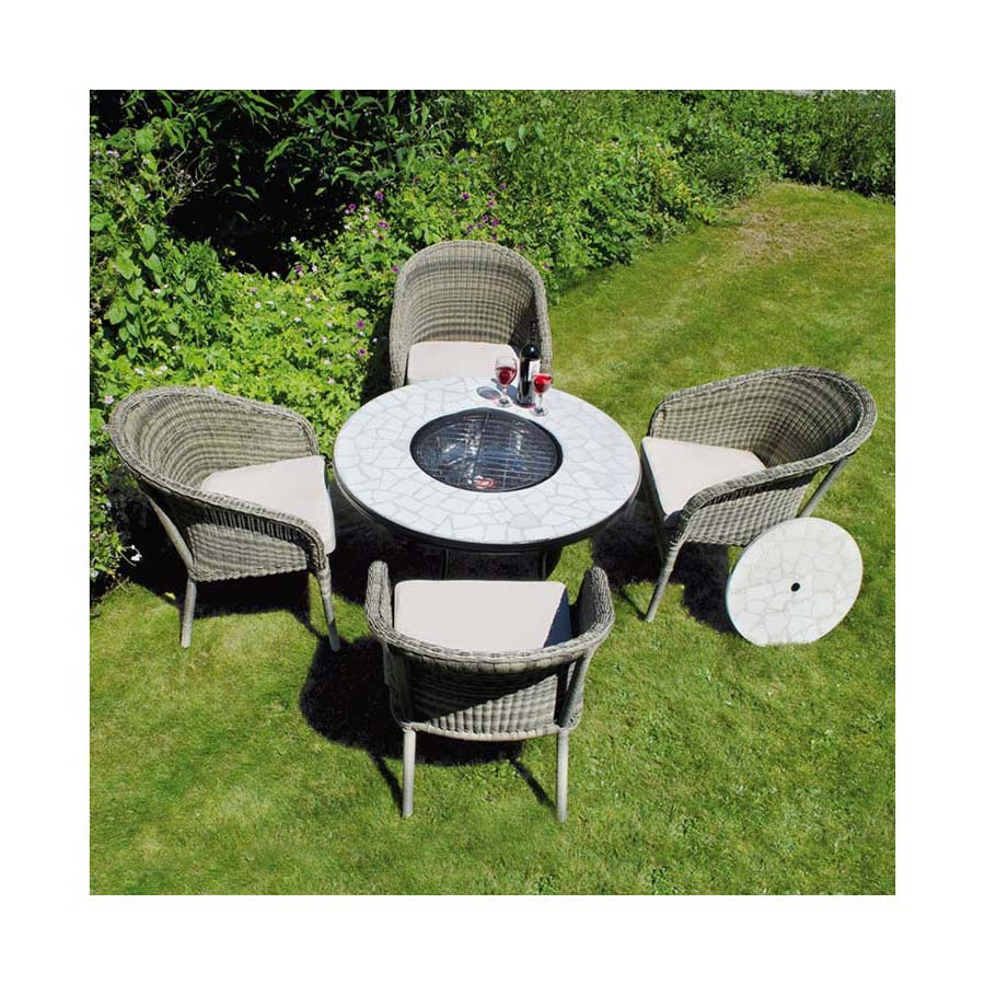 Fire Pit Table And Chairs Costco