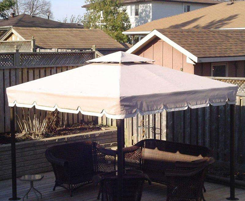 Gazebo Canopy Replacement Covers 8X8