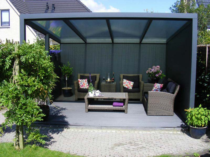 Metal Outdoor Canopy