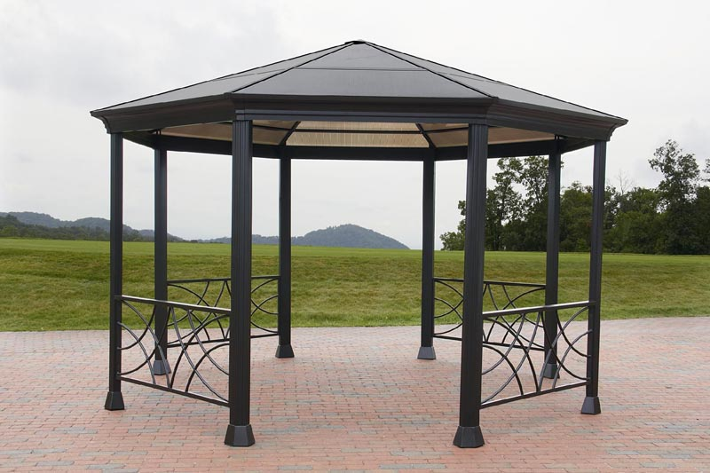 Simply Outdoors Hardtop Gazebo