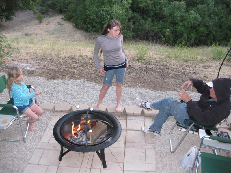 Camp well with a Camping Fire pit