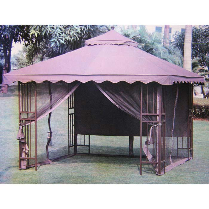 10 X 10 Screened Gazebo Tent