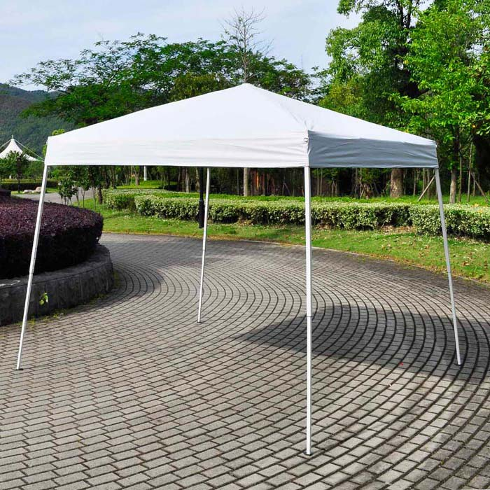 Enjoy the outdoors with Garden canopy