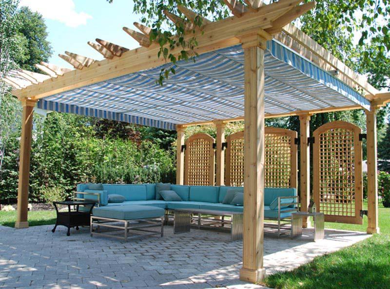 Garden Canopy Cover