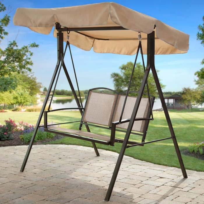 Garden Canopy Swing
