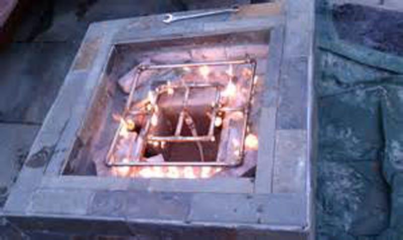 Diy Fire Pit Burner