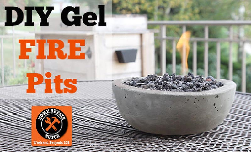 Learn some diy fire pit ideas  for a good fire pit night