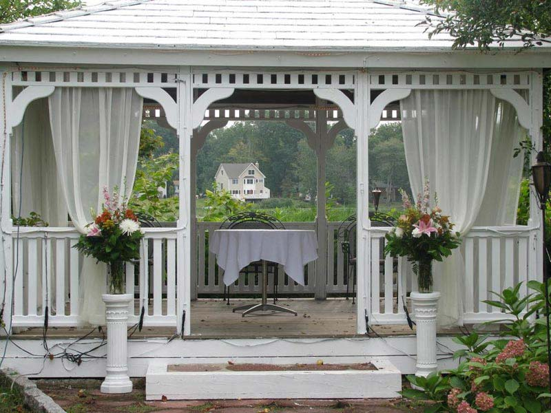 Gazebo Weddings Of Savannah