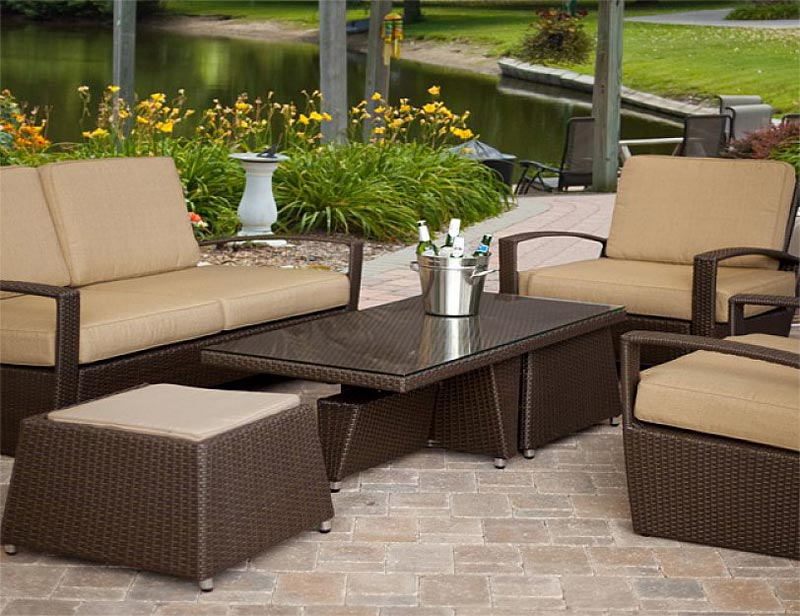 Lowes Outdoor Patio Sofas