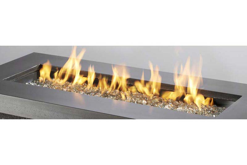 Rectangle Fire Pit Burner