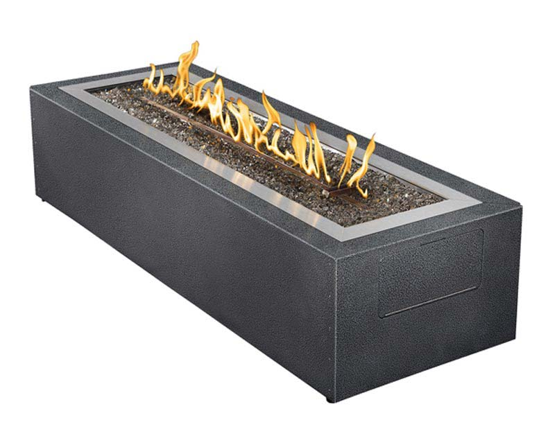 Rectangle Fire Pit Kits