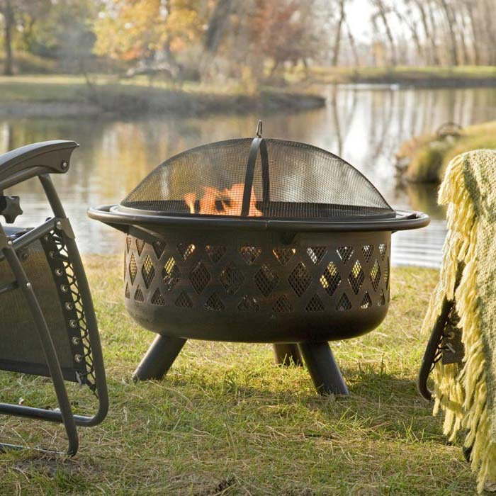 Uniflame Fire Pit Cover