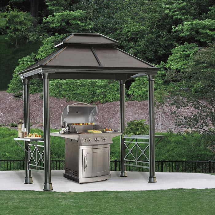 Bbq Gazebo Costco