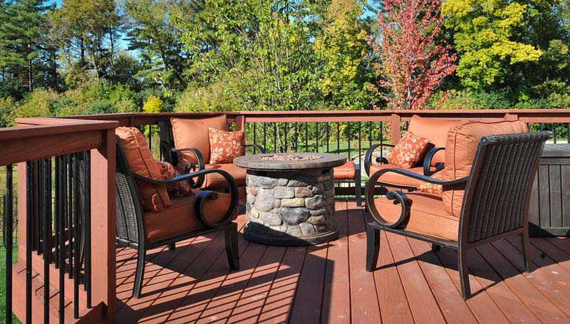 Best Fire Pit For Deck