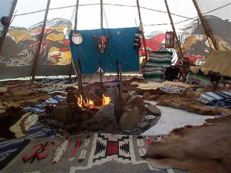 Dakota Fire Hole Mass Heater