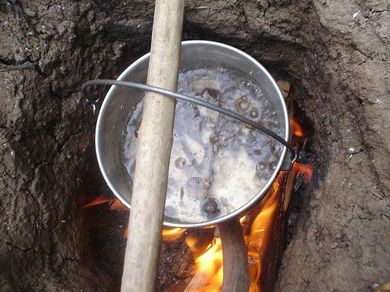 Dakota Smokeless Fire Pit