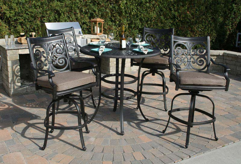 Iron Patio Furniture On Sale