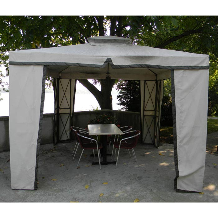 Buy gazebo curtains by using simple tips