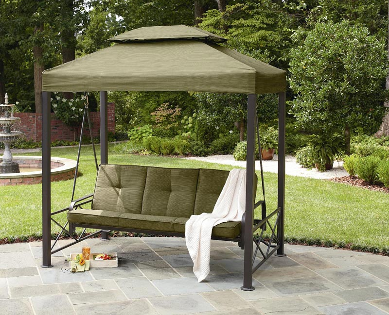 3 person patio swing with canopy2