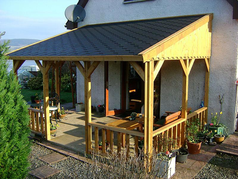 Buy Lean To Pergola