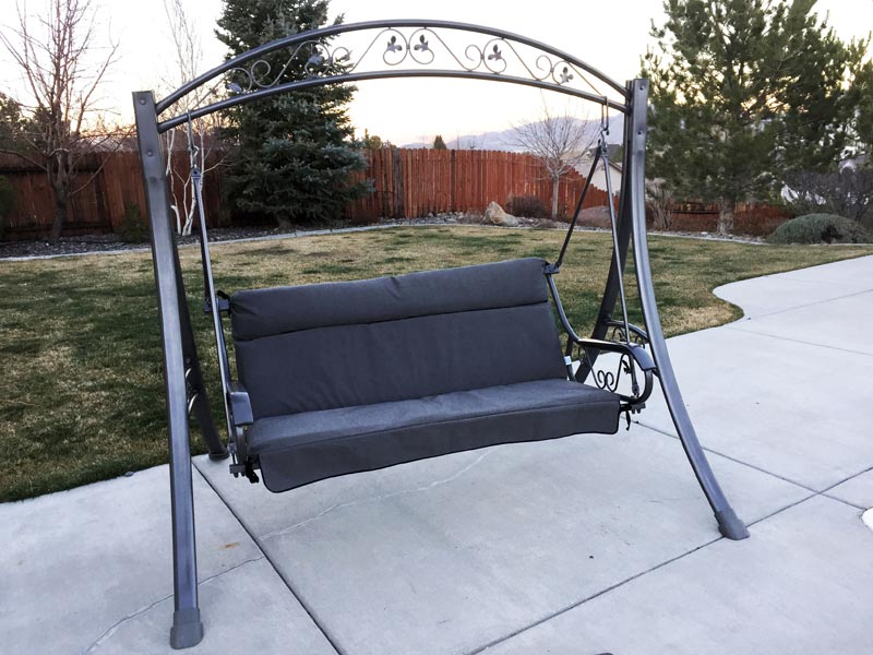 Costco patio swing cushion replacement