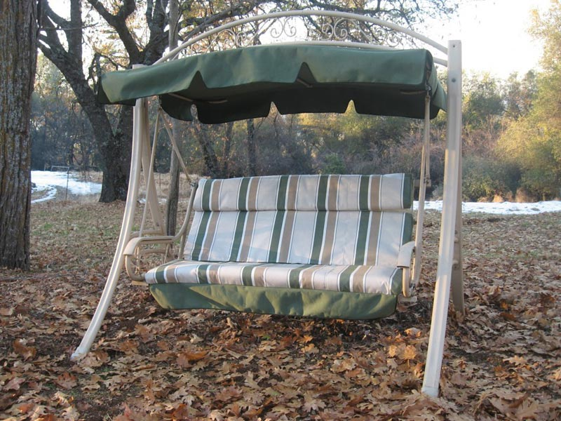 Costco patio swing replacement cushion
