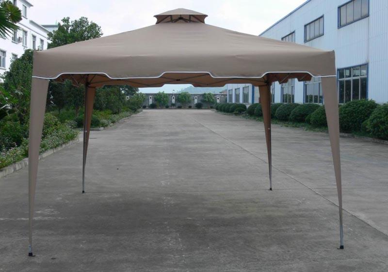 2 tier folding gazebo