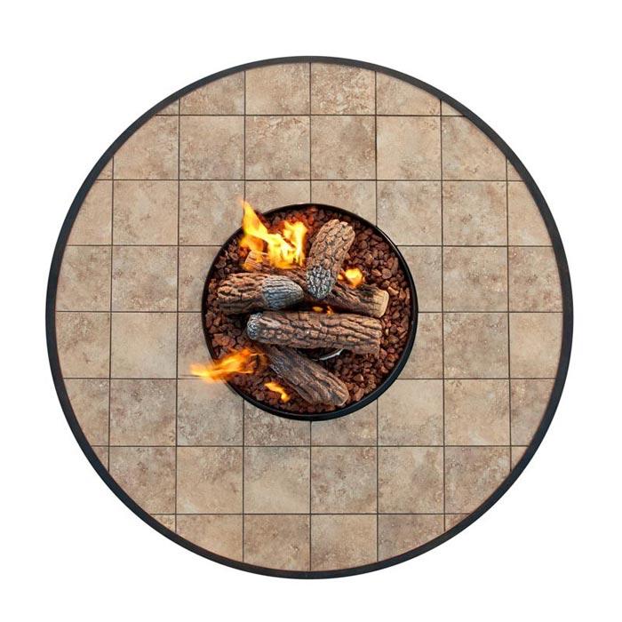 Agio Fire Pit Logs