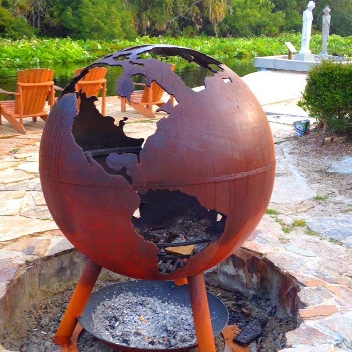Cool Easy Fire Pits