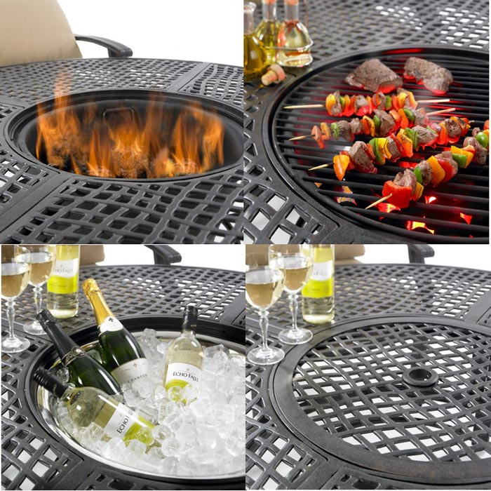 Cool Fire Pit Jamie Oliver