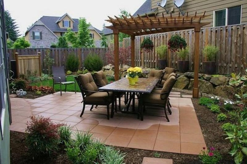 Diy Triangular Pergola