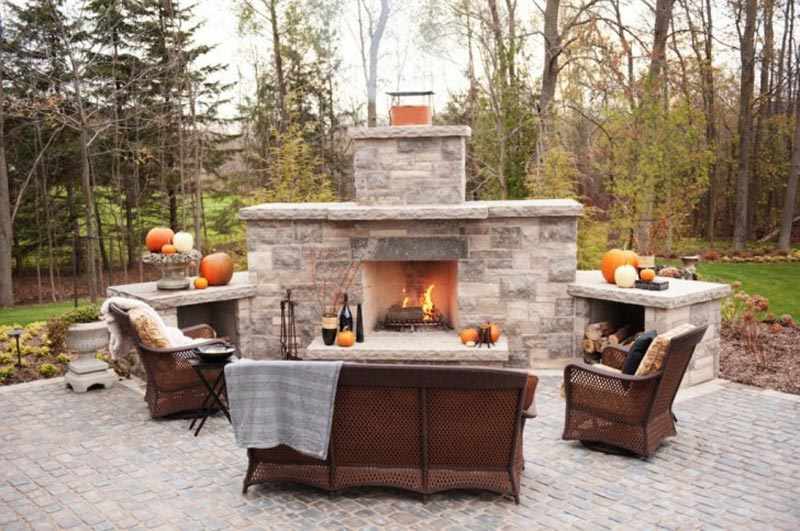 Canadian Tire Fireplace Bricks