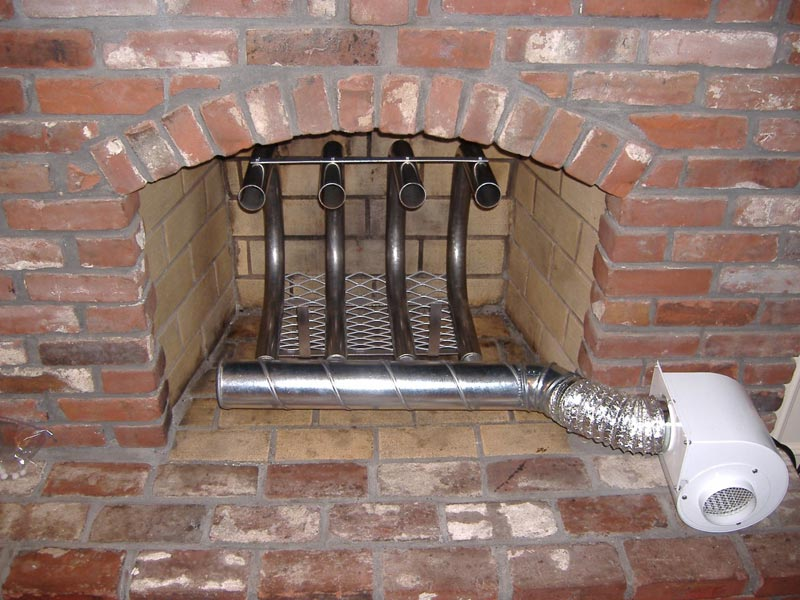Fireplace Grate Blowers And Fans