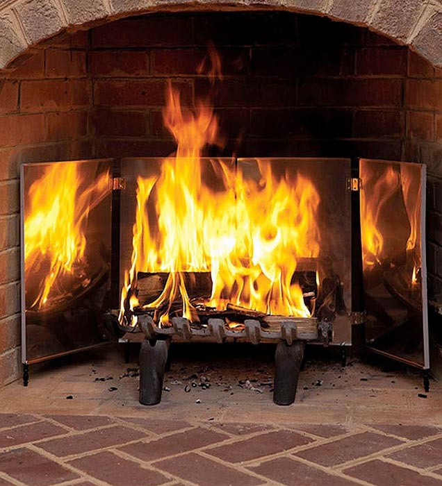Fireplace Heat Reflector Amazon