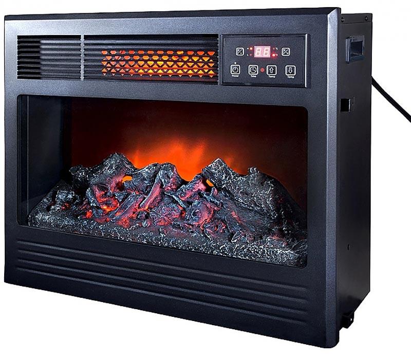 Infrared Fireplace Insert: All Year Round Enjoyment